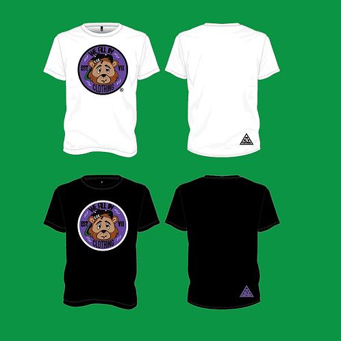 Classic Bear T-Shirt (Purple)