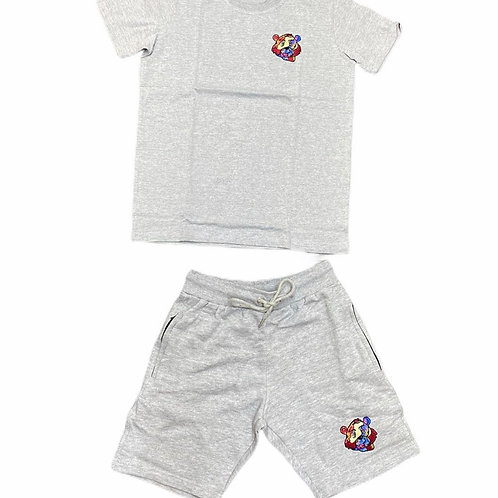 Basic Bear Short Set