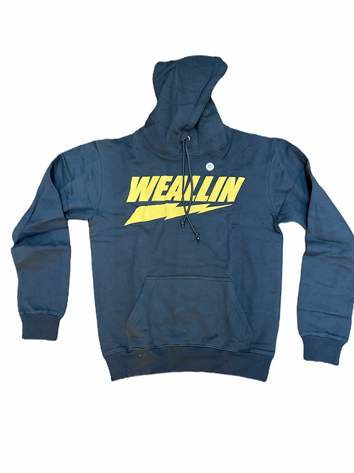 We All in Thunderbolt Hoodie