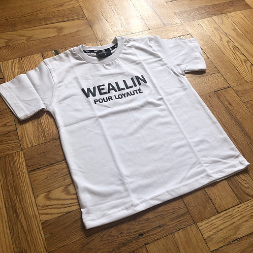 Kids WE ALL IN Pour Loyauté T-Shirt