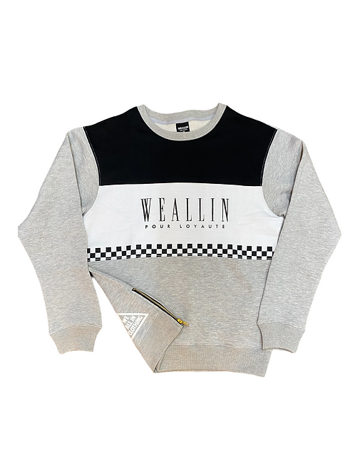 WEALLIN Crewneck Sweater