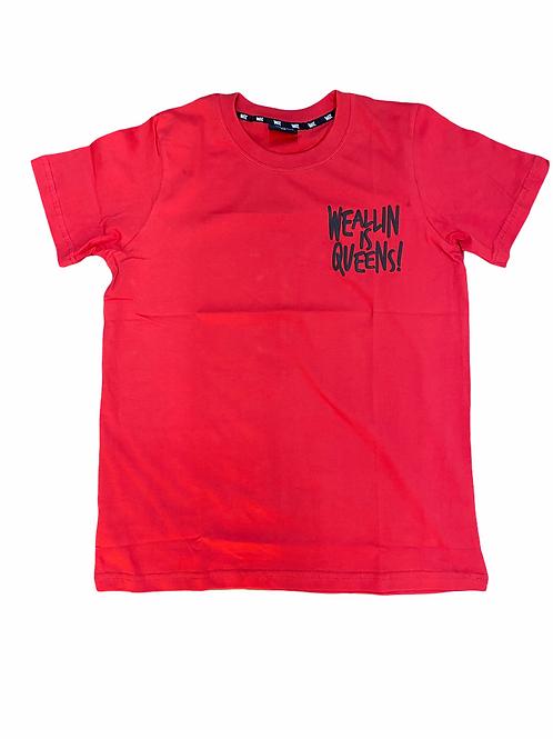 We All in is Queens T-shirt