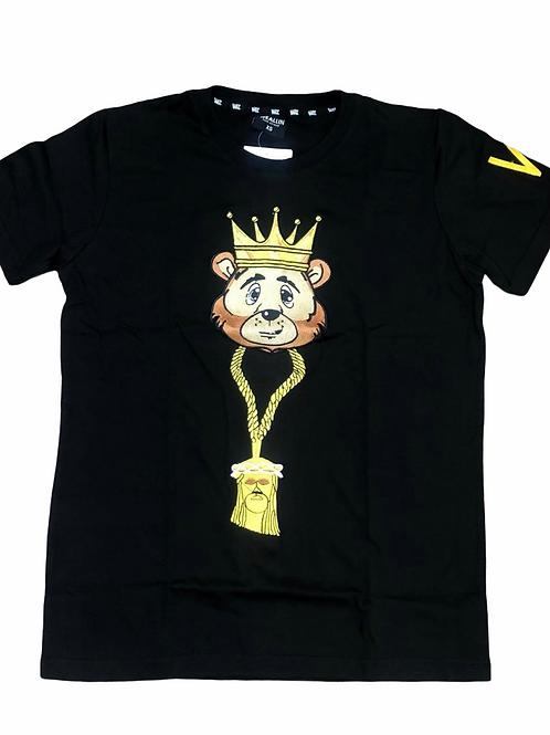 Bear w/ Chain T-Shirt