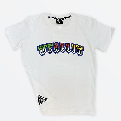 WEALLIN Multi Color T-Shirts