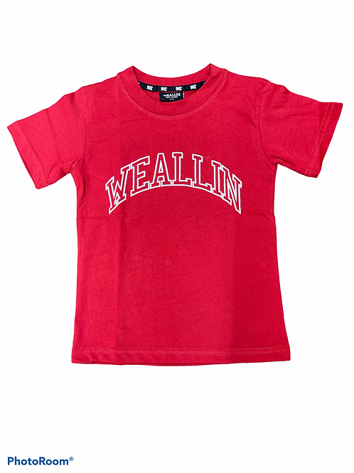 We All In FOREVER T-shirt (Kids )