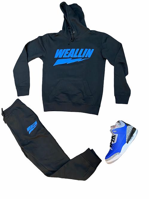 WAI Thunder Bolt Sweatsuit