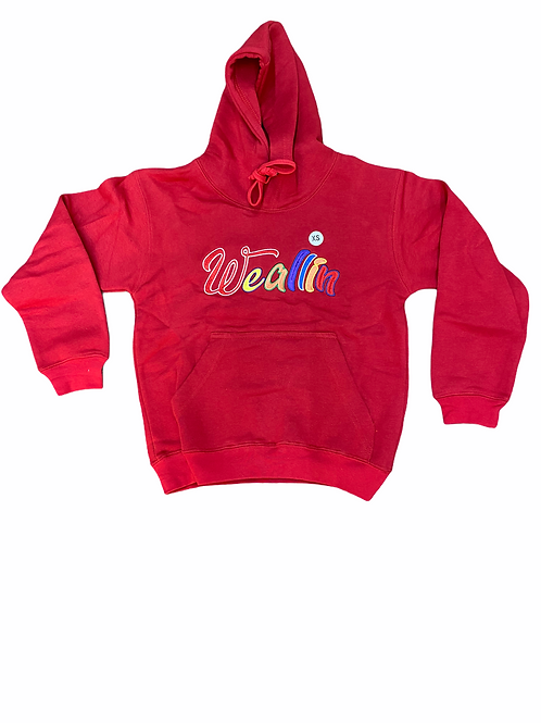 WAI Living Color Hoodies (Kids)
