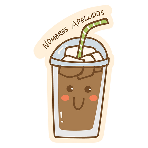 Coffee kawaii