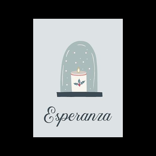 Esperanza Tarjeta