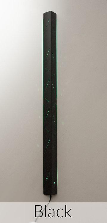 KALEIDOS wall lighting black