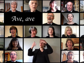 New Recording: WA Mozart: Ave Verum Corpus