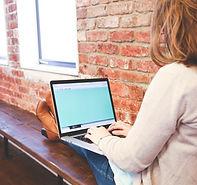 Online lernen.