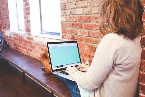 Aprender en línea.