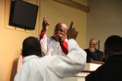 Bishop House Preaching