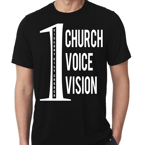 One Church, One Voice, One Vision - Adult Size