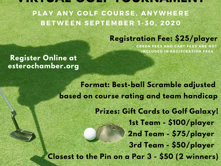 Virtual Golf Tournament