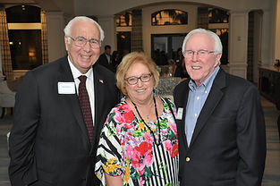 Estero Forever Foundation Donors: Nick Batos, Bettie and Jim Gilmartin