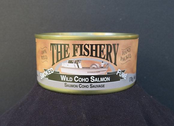 Smoked Coho Salmon
