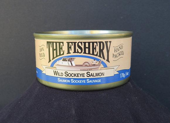 Plain Sockeye Salmon