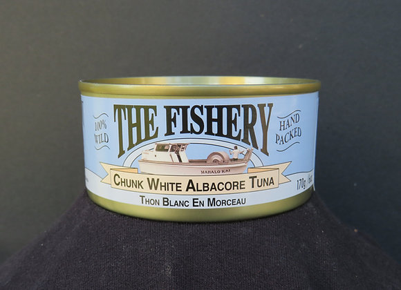 Plain Albacore Tuna