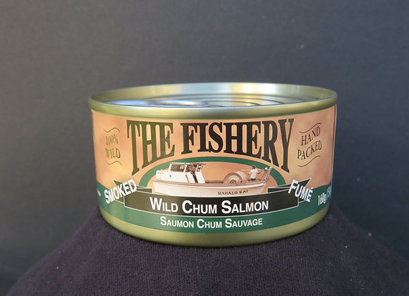 Smoked Chum Salmon