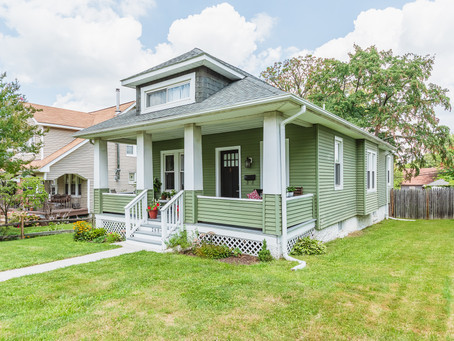 Craftsman's Style Bungalow in Lauraville | For Sale: 2604 Goodwood Rd, Baltimore, MD 21214