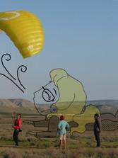 Paragliding Azerbayan