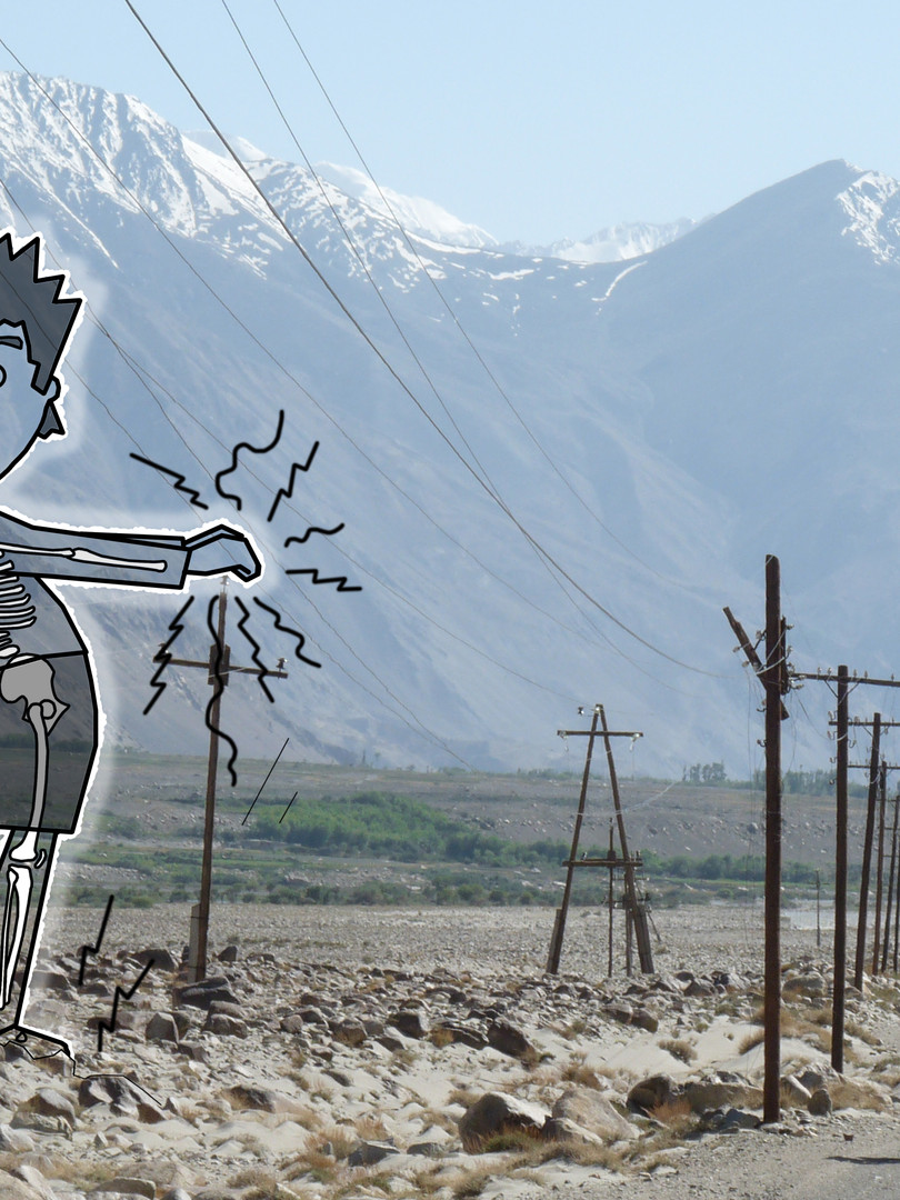 Electroshock Tayik