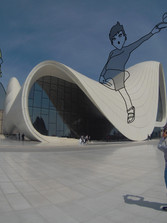 Azerbayan Architecture