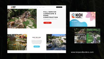 Koi Pond Inc