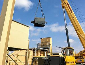 Reed Repair Field Service Crane