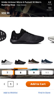 Alternate Product Details Page