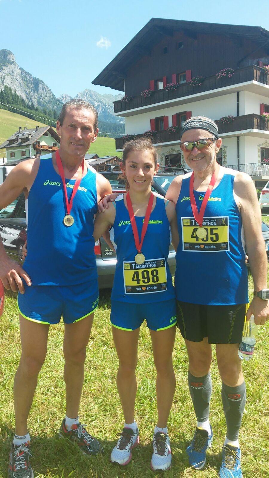 Sappada Hard Half Marathon