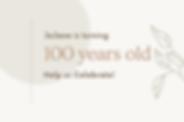Help us celebrate Jo'Janes 100th birthda