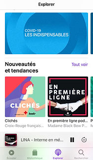 création et production de podcasts, formations podcasts, podcast, podcast de marque, podcasting, podcasts, podcast, production audio, expérience sonore, expériences sonores,