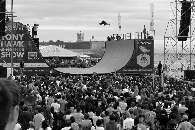Tony Hawk & Friends Show