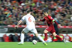 Portugal´s forward Cristiano Ronaldo
