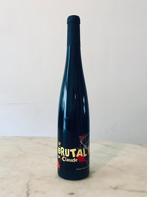 Les vins Pirouettes - Brutal de Claude
