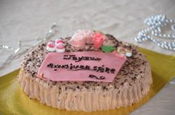 Gâteau d'anniveraire