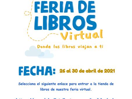 Feria de Libros virtual