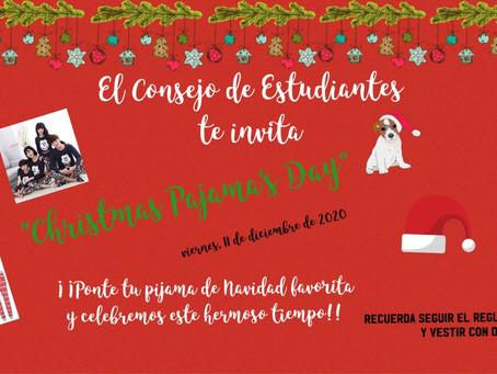 """""""Christmas Pajama Day"""", próximo viernes, 11 de diciembre"""