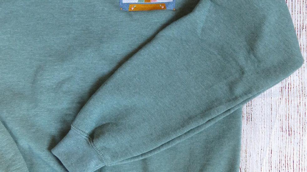Personalized Mixed Tape Sweatshirt