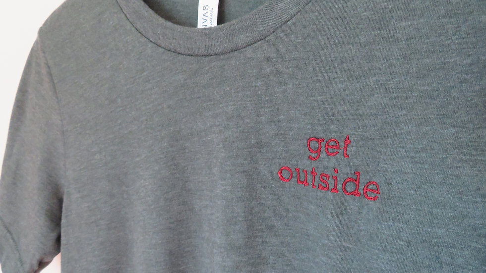 Personalized Tshirt Embroidered
