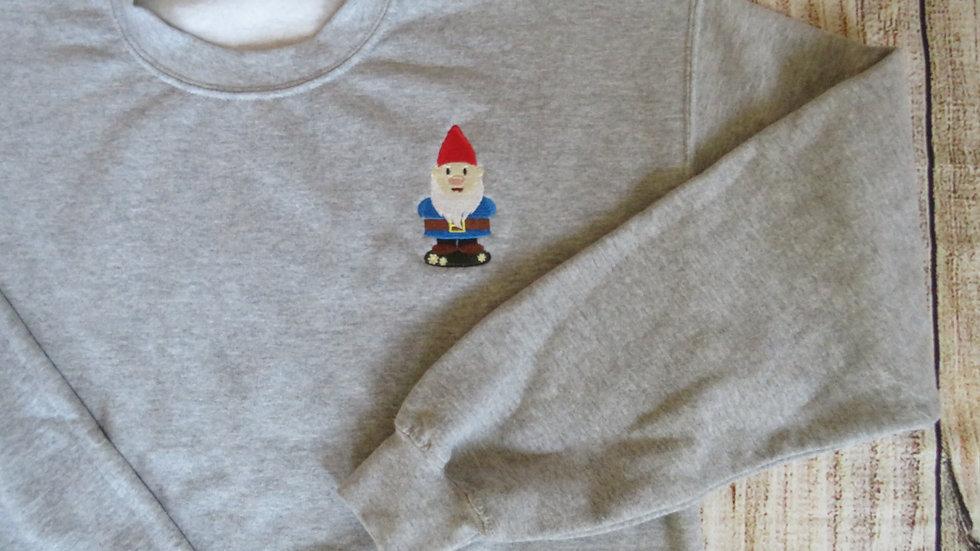 Personalized Gnome Sweatshirt