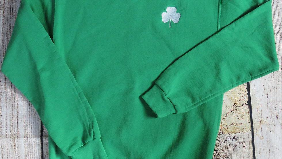 Shamrock St Patrick's Day Sweatshirt