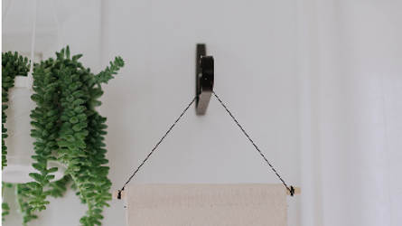 Custom RV Embroidered Wall Hanging Pendant