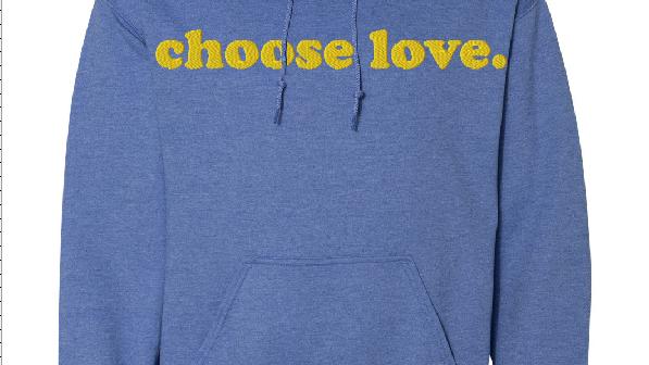 Personalized Sweatshirt Embroidered Fleece Hoodie Sweatshirt