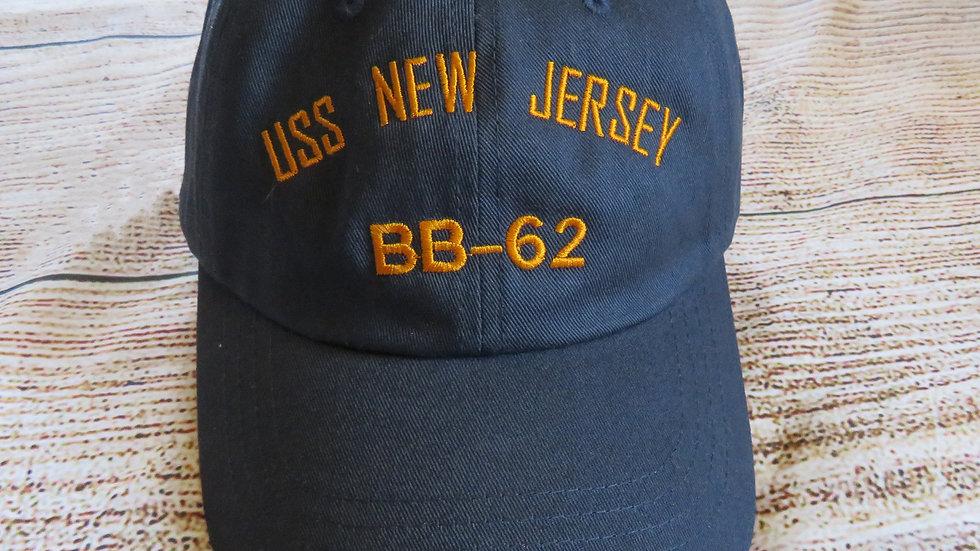 Custom Embroidered Dad Cap Unstructured Cap