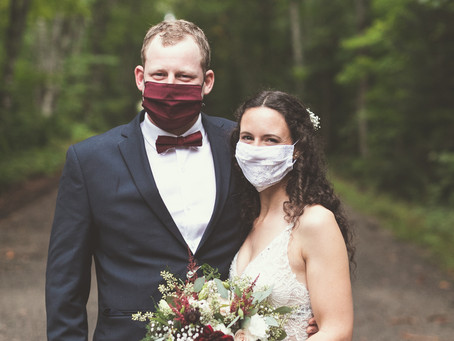 2021: The Year COVID-19 Didn't Ruin My Wedding