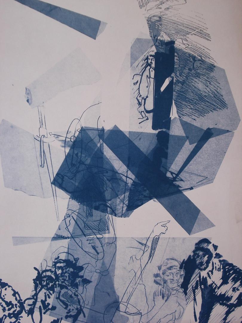 Série Amolação Interrompida,  1981. Heli